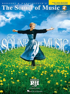 SOUND OF MUSIC VOCAL SELECTIONS PVG BK/OLA