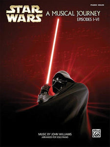STAR WARS MUSICAL JOURNEY (EPISODES I - VI) PIAN