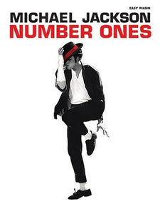 MICHAEL JACKSON - NUMBER ONES EASY PIANO