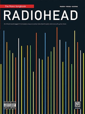 RADIOHEAD PIANO SONGBOOK PVG