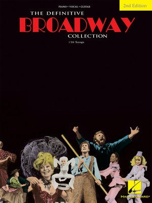 DEFINITIVE BROADWAY COLLECTION PVG