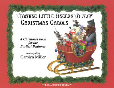 TEACHING LITTLE FINGERS CHRISTMAS CAROLS