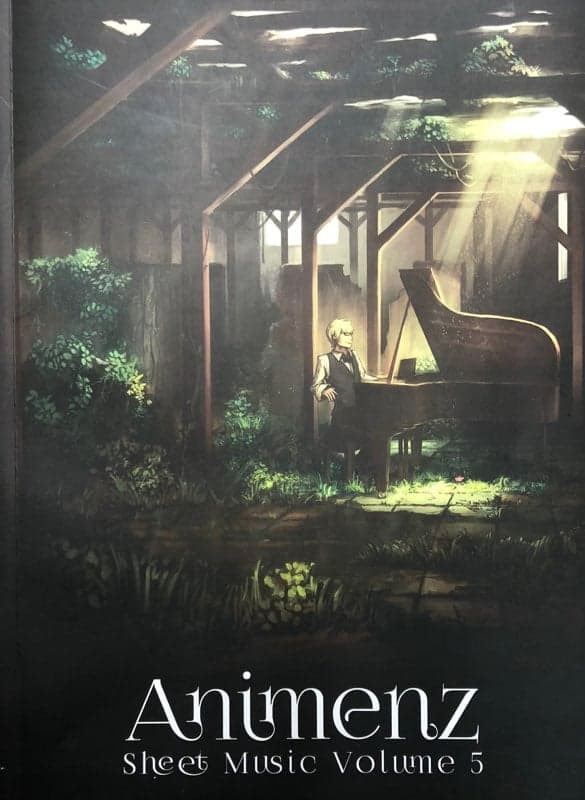 Animenz - Sheet Music Volume 5