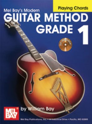 MODERN GUITAR METHOD GR 1 PLAYING CHORDS BK/OLA