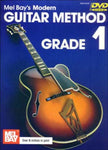 MODERN GUITAR METHOD GR 1 BK/DVD