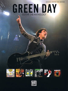 GREEN DAY GUITAR TAB ANTHOLOGY