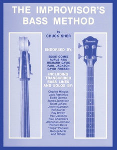 IMPROVISORS BASS METHOD
