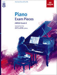 ABRSM PIANO EXAM PIECES 2017-2018 GR 8