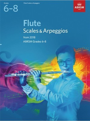 FLUTE SCALES & ARPS GR 6-8 FROM 2018