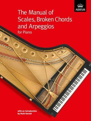 MANUAL OF SCALES AND ARPEGGIOS NEW EDITION