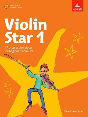 VIOLIN STAR BK 1 STUDENTS BOOK BK/CD