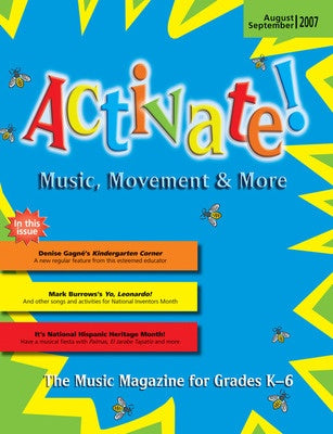 ACTIVATE AUG/SEP 07