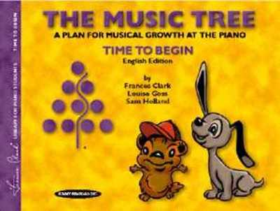 MUSIC TREE TIME TO BEGIN REVISED STUDENTS BK