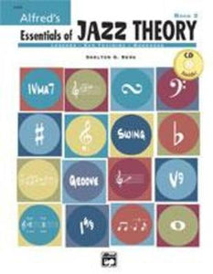 ESSENTIALS OF JAZZ THEORY BK 2 BK/CD