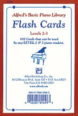 ABP FLASH CARDS LEVELS 2 & 3