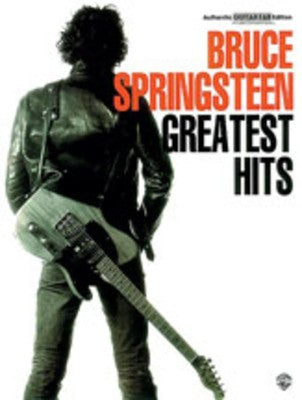BRUCE SPRINGSTEEN GREATEST HITS GUITAR TAB