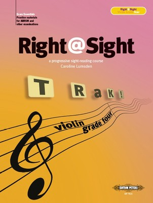 RIGHT @ SIGHT FOR VIOLIN GR 4