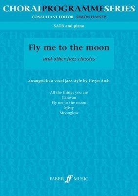 FLY ME TO THE MOON SATB