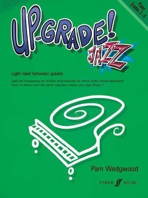 UP GRADE JAZZ! PIANO GR 3-4