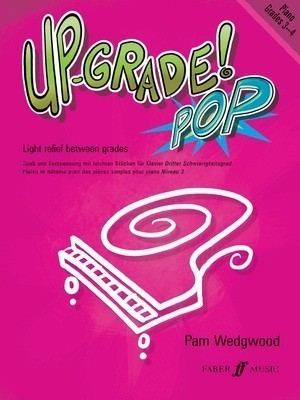 UP GRADE POP! PIANO GR 3-4