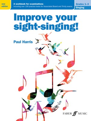 IMPROVE YOUR SIGHT SINGING! GR 1-3 NEW EDITION