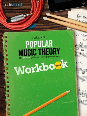 ROCKSCHOOL POPULAR THEORY WORKBOOK GR 2