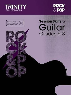 ROCK & POP SESSION SKILLS GUITAR GR 6-8