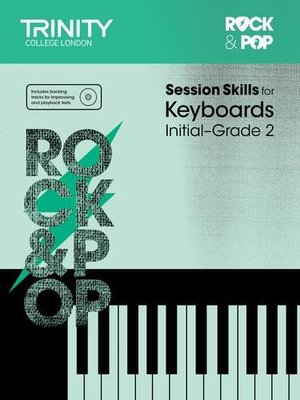 ROCK & POP SESSION SKILLS KEYBOARD INIT-GR 2