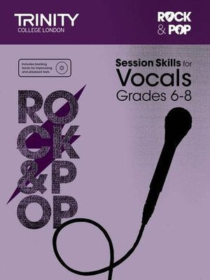 ROCK & POP SESSION SKILLS VOCALS GR 6-8