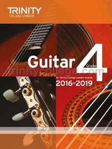 GUITAR EXAM PIECES 2016-19 GR 4