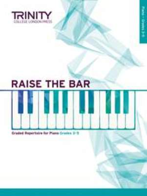RAISE THE BAR PIANO BK 2 GR 3-5