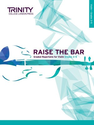 RAISE THE BAR VIOLIN BK 2 GR 3-5
