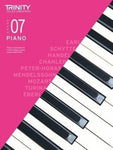 PIANO PIECES & EXERCISES GR 7 2018-2020
