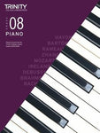 PIANO PIECES & EXERCISES GR 8 2018-2020