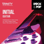 TRINITY ROCK & POP GUITAR INITIAL CD 2018
