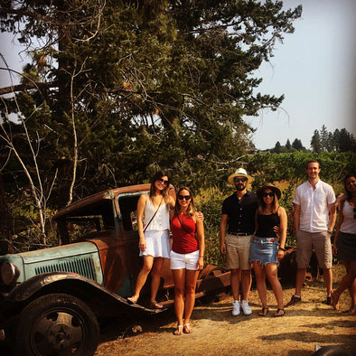 Kelowna Wine Tour - craftwinetours