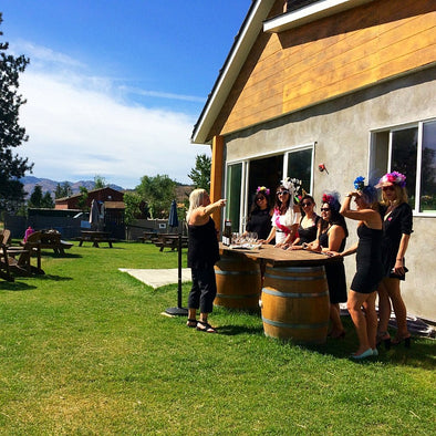 West Kelowna Wine Tour - craftwinetours