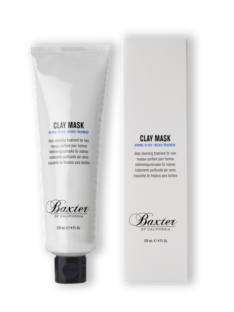 Baxter : Clay Mask - dapperdirect