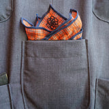 Hook & Albert : The Josh Pocket Square - dapperdirect