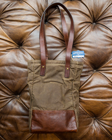 Moore & Giles : Petty Bottle Tote
