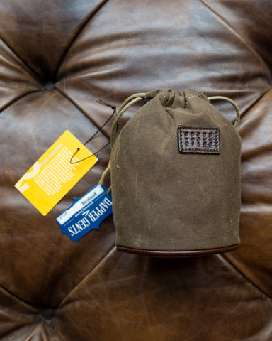 Lew Camera Component Bag Waxed Rangertan