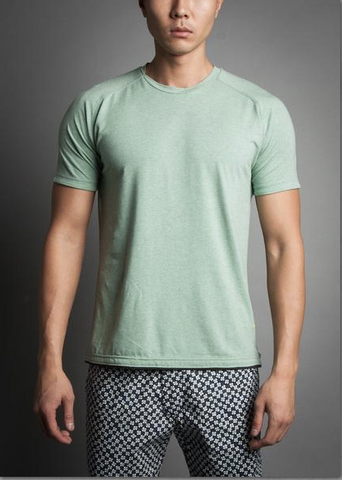 Descendant of Thieves : Green Cloud Soft Tee - dapperdirect