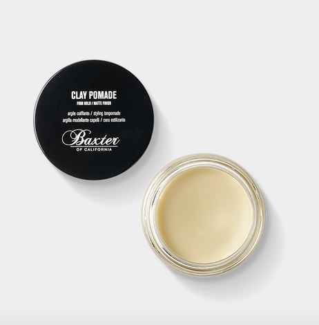 Baxter : Clay Pomade - dapperdirect