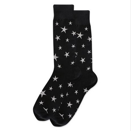 Hot Sox : Glow in the Dark Stars