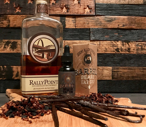 Barrel Brands : Vanilla - dapperdirect