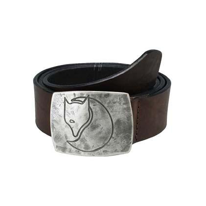 Fjall Raven : Murena Silver Belt Brown - dapperdirect