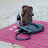 Moore & Giles : Petty Bottle Tote - dapperdirect