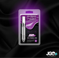 JGO Grand Daddy Purple CBD Cartridge