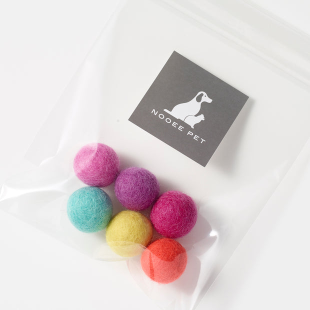 WOOL TOY BALL (2CM) 1