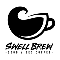 Swell Brew Coffee Roaster Logo